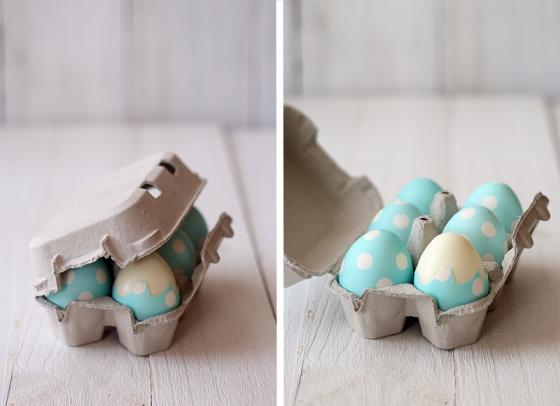Как расписать пасхальные яйца в современном стиле