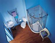 Как осуществить дизайн маленькой ванной комнаты