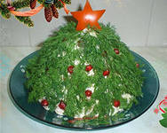 Как приготовить интересные салаты на Новый год