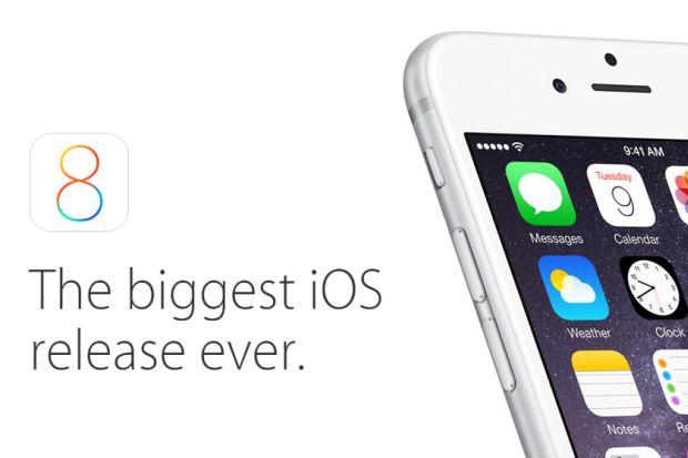 Как и чем отличается iOS 8 от своих предшественников