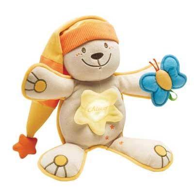 мишка зайчик для ребенка с музыкой и шуршащими и пищащими элементами развивающая игрушка