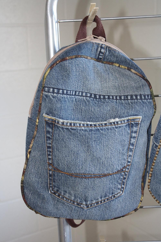 Рюкзаки из старых вещей рюкзаки alessandro birutti