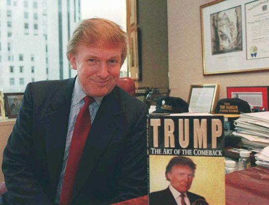 Как прославился Дональд Трамп