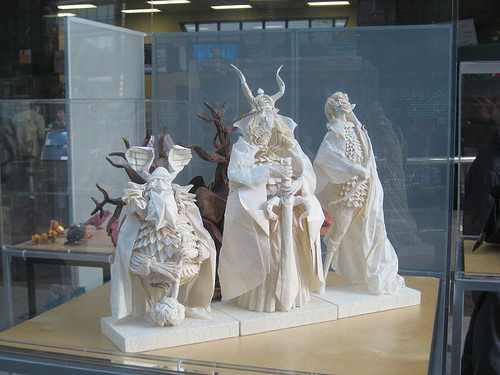 Как появилось искусство оригами