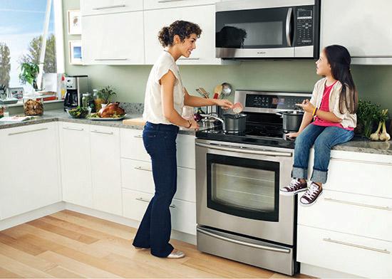 Как индукционная плита станет надежным помощником для любой женщины?