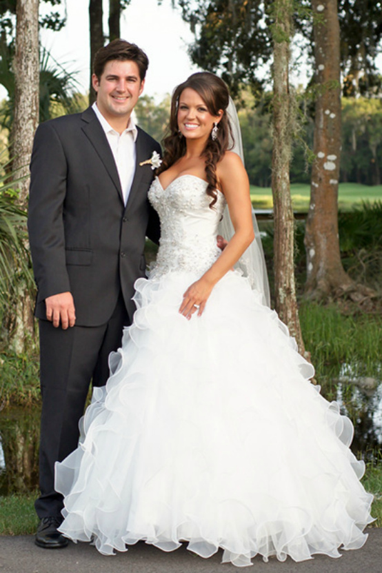 Как менялась мода на свадебные платья за последнее столетие