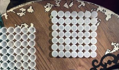 Как сделать светильник из пластиковых пробок от бутылок