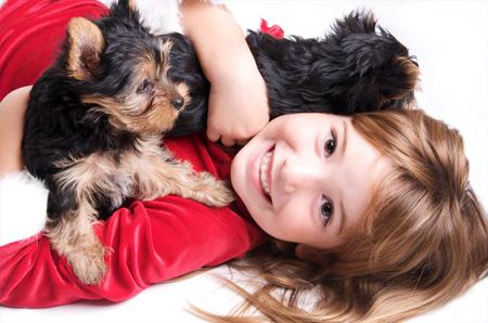 Как вовлечь ребенка в процесс ухода за домашними питомцами