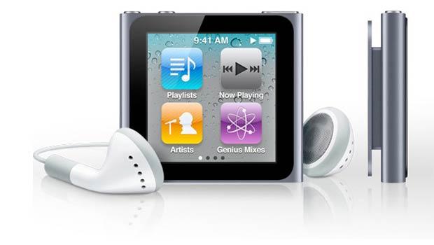Как присмотреться к плеерам всей линейки iPod?