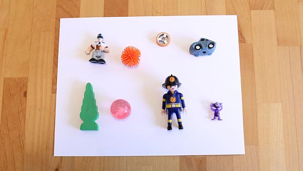 фотографируем мелкие игрушки