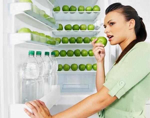 Как не срываться во время диеты