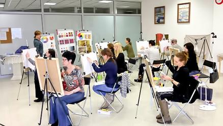Как пройти обучение в школе живописи «АртВилль» – новые возможности