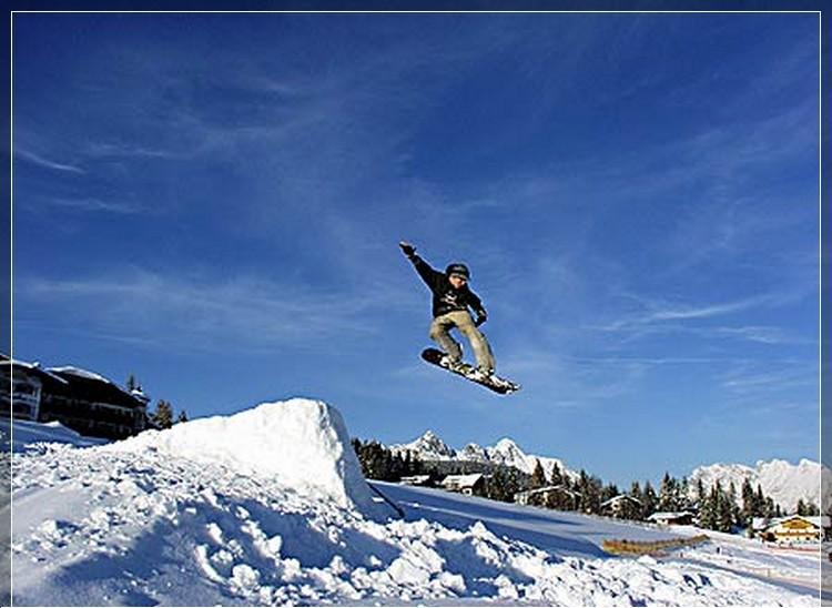 Как и где отдохнуть любителю лыж в России