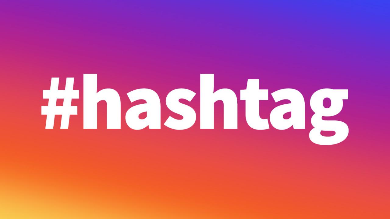 как работать с хэштегами в Instagram