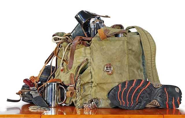 Как укомплектовать рюкзак перед походом?