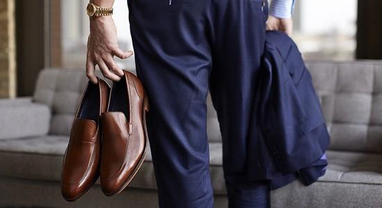 Как выбрать мужскую летнюю обувь?