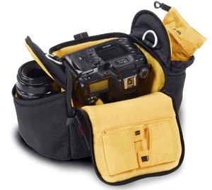 Как выбрать для фотоаппарата удобную и функциональную сумку