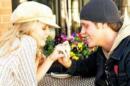 Насколько часто вы неосознанно (но не намеренно!) улыбаетесь, когда ваш мужчина/парень находится рядом с вами