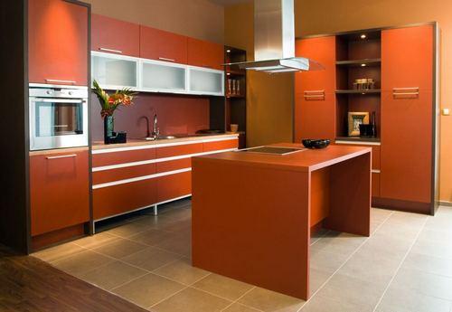 Как правильно выбрать покрытие для пола в кухне