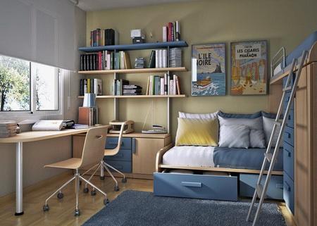 Как правильно обустроить комнату для первоклассника?