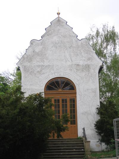 костел на Петршине