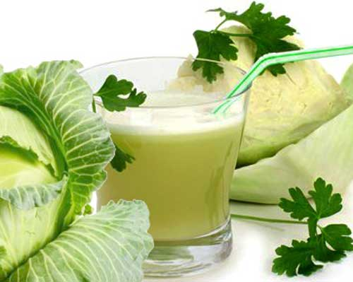 капустный сок
