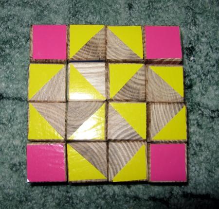 Как сделать универсальное развивающее пособие из обычных кубиков