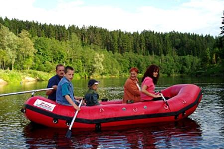 Как правильно выбрать лодку напрокат