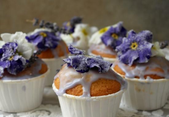 Как использовать цветы в кулинарных целях