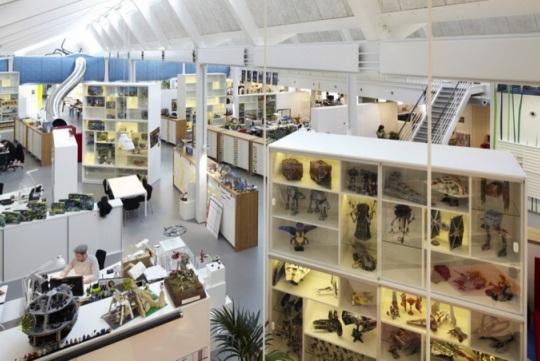 Как выглядят офисы, о работе в которых можно только мечтать