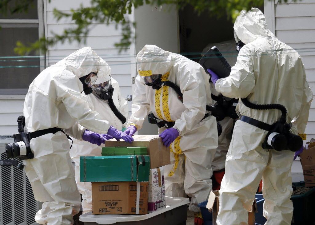 """Как действует новая """"популярная"""" террористическая угроза: рицин"""