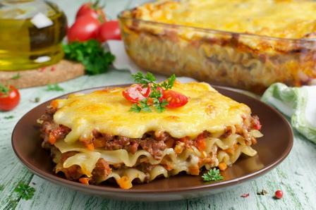 Как правильно приготовить итальянскую лазанью