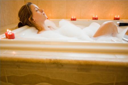 «Яблочная ванна» - настоящее наслаждение не только для детей, но и для взрослых