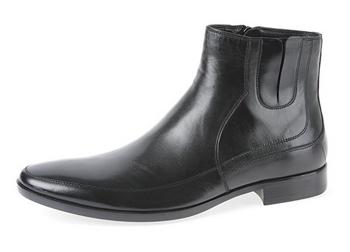 Как правильно подобрать обувь к мужскому деловому костюму