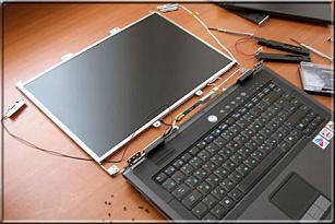 Как заменить матрицу ноутбука в домашних условиях?