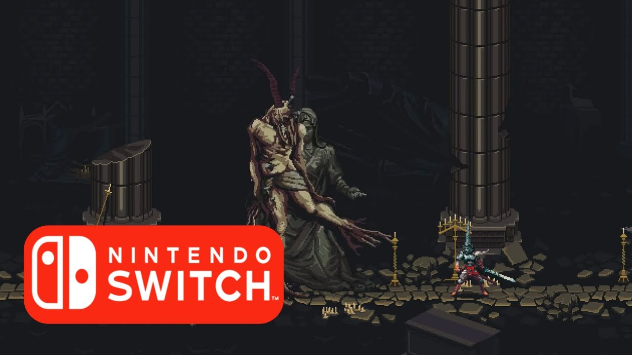 Blasphemou Nintendo Switch