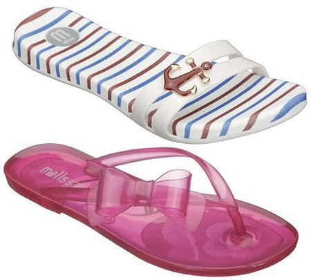 Как быстро выбрать удобную обувь для пляжа?