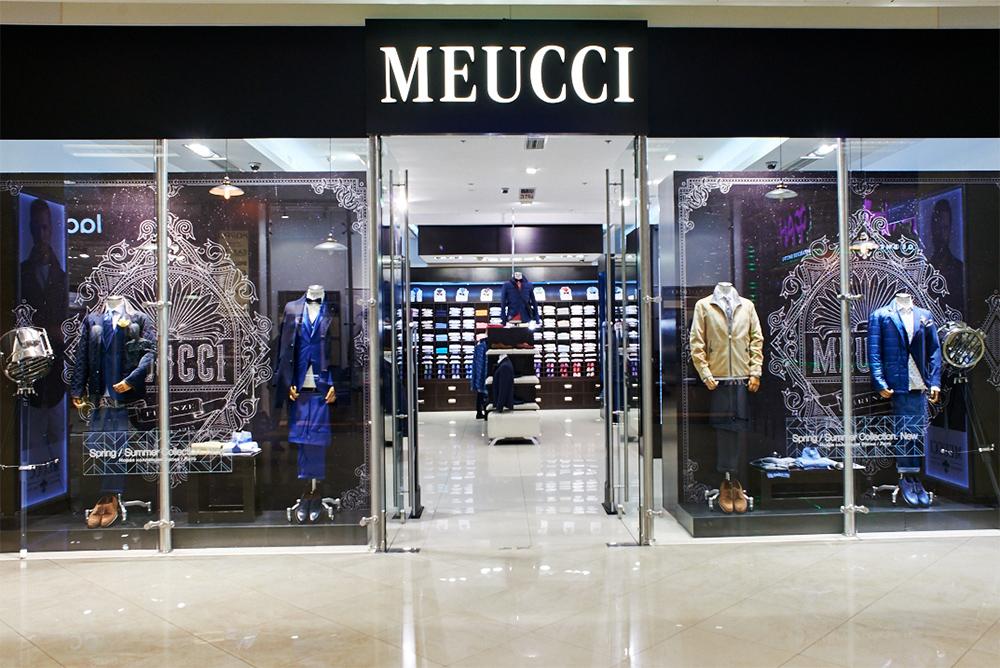 Как проходит распродажа зимней коллекции итальянского бренда MEUCCI