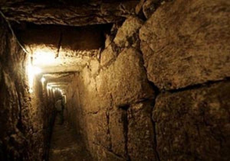 туннели древние