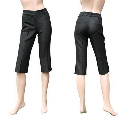 Снабдите гардероб достаточным количеством брюк капри