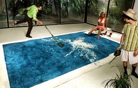 Как выглядят оригинальные ковры, которые точно преобразят ваш интерьер