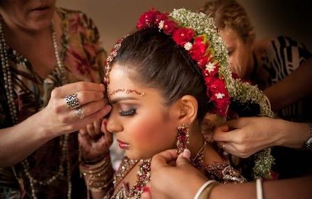 Как выглядят невесты в разных странах