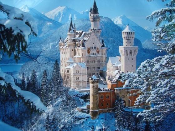 Как увидеть самые красивые зимние пейзажи и отлично провести новогодние каникулы
