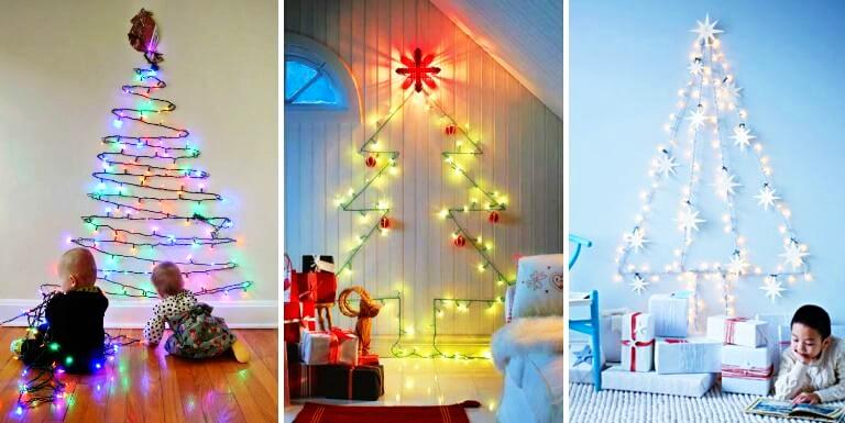 Как компактно хранить новогоднюю гирлянду?