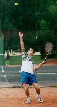 Как проходят тренировки по теннису