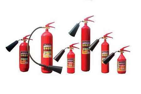 Как пользоваться огнетушителями