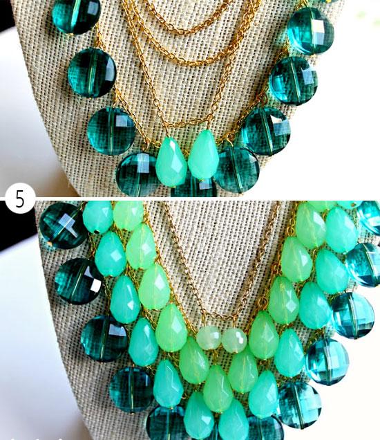 Как сделать эффектное ожерелье своими руками