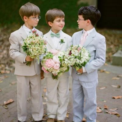 Как сходить на свадьбу с ребенком