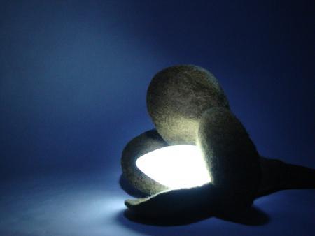 Приглушите свет в комнате, в которой скоро будут проходить роды