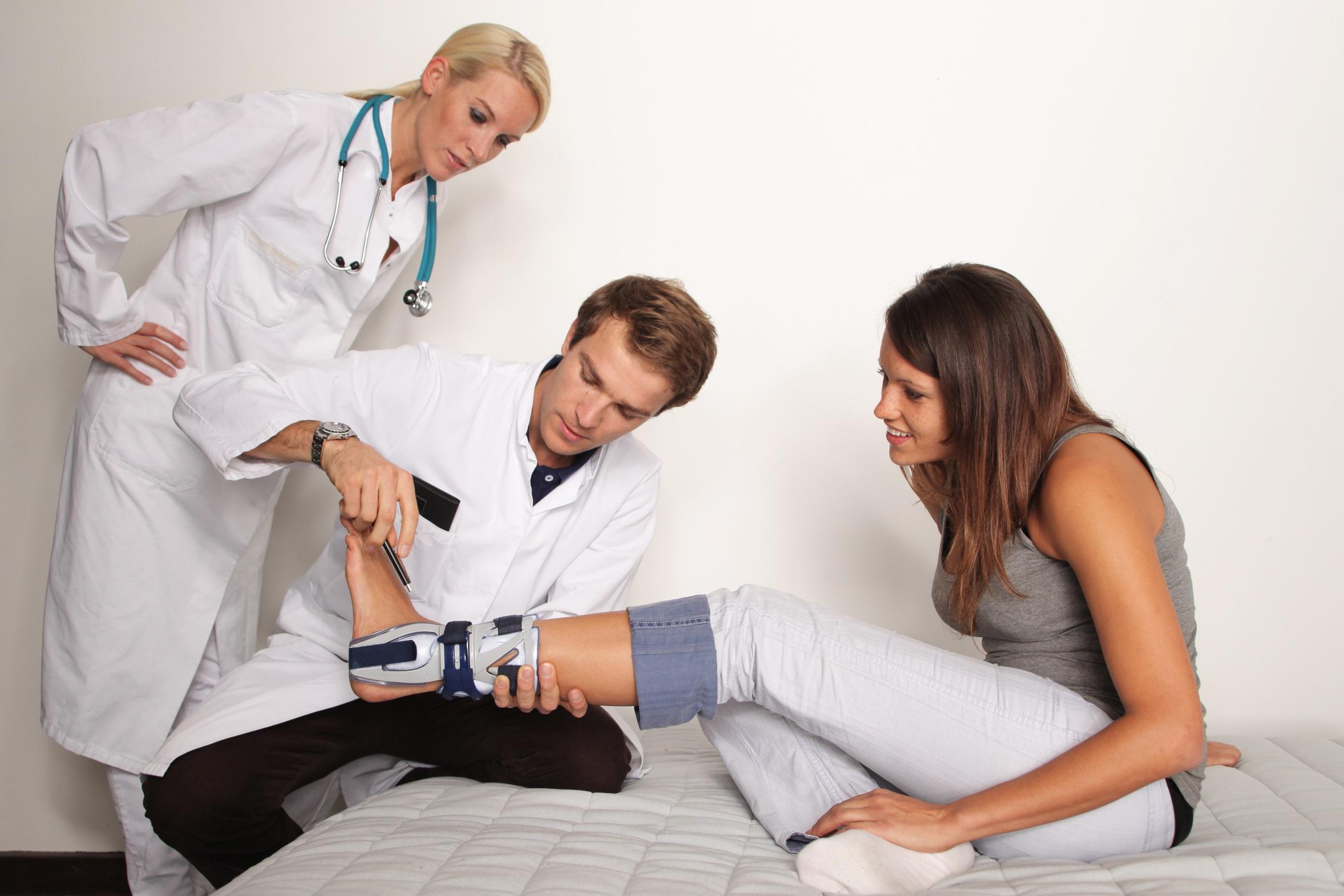 Как проводятся ортопедические операции в Израиле?